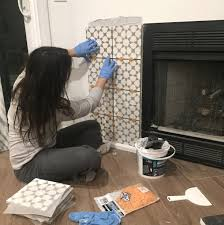 diy fireplace makeover centsational bloglovin u0027