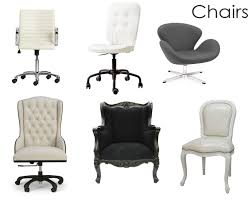 Shabby Chic Desk Chairs by Trend Chic Office Chairs 76 Home Decorating Ideas With Chic Office
