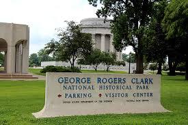 Indiana national parks images George rogers clark national historical park in vincennes indiana jpg