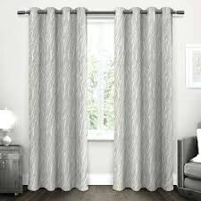 Grey And White Striped Curtains Grey And White Curtains Fabulous White And Silver Curtains And