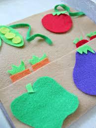 Diy Garden Crafts - diy no sew frugal felt garden craft for kids the homespun hydrangea