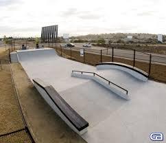 alex road skatepark california skateparks