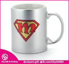 silver mug mug