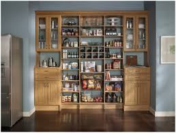 Kitchen Cabinets Pantry Ideas by Kitchen Pantry Shelving Ideas
