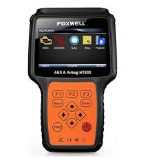 how to reset kia abs light amazon com foxwell nt630 plus automotive abs scanner obd2 scan