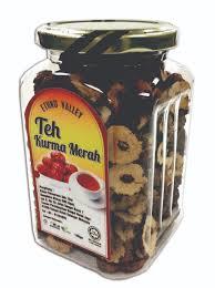 Teh Merah beverages premix drinks tea teh kurma merah 140gm