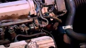 gm 3800 v6 thermostat replacement youtube