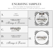 wedding engravings engraved mahogany wood ring box personalized wooden wedding ring box