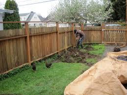leveling out a backyard part 30 small backyard multi level