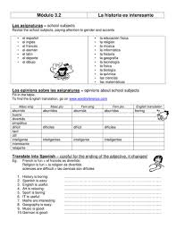 mi instituto my by carbroc teaching resources tes