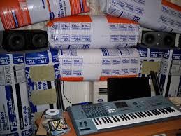 my bedroom studio acoustic makeover gearslutz pro audio community