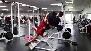 Hyperextension Benches Side Bends On A Hyperextension Bench U2022 Bodybuilding Wizard