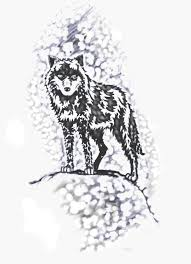 dark wolf tattoo design best tattoo designs