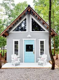 a charming cottage with country style details and lots
