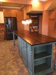 custom built kitchen island made kitchen island with seating by worthys run furniture