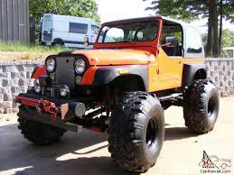 jeep lifted 1980 cj7 jeep chevy 350 4x4