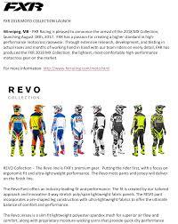 lightest motocross helmet fxr 2018 moto collection launch direct motocross canada