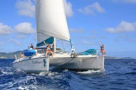 Bvi Flag Aristocat Charters Wants To Take You Day Sailing The Beautiful Bvi