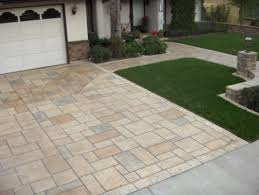 Recycled Brick Driveway Paving Roseville Pinterest Driveway by Stone Edge Surfaces Stamp Mix Using An Ashlar Stamp On A Driveway