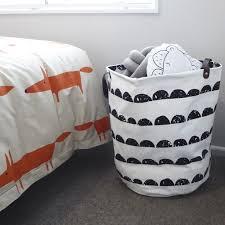canvas storage bag half moon home decor pika u0026 pookie nz
