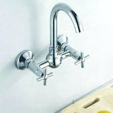 wall mount kitchen sink wall mount utility faucet wall mounted