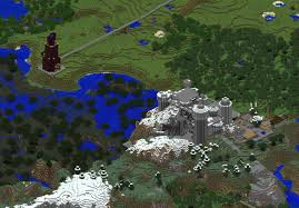 How To Use A Map In Minecraft The Barad Dûr In Minecraft U2013 First Attempt The Ancient Gaming Noob