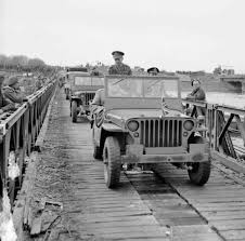 russian jeep ww2 26 march 1945 forward platoon makes contact as they enter germany