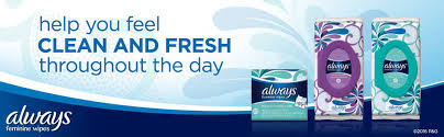 Ready To Ship Wipe Your Always Fresh U0026 Clean Feminine Wipes 20 Count Target