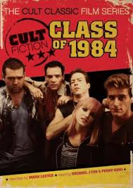 class of 1984 dvd class of 1984 the cult classic series perry