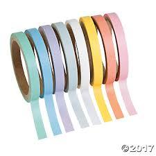 washi tape neon washi tape set
