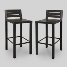 Outdoor Bar Table And Stools Outdoor Bar Stools Target