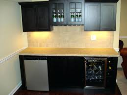 back bar cabinets with sink storage incredible basement bar reclaimed wood ideas ountertop diy