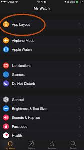 organize apps on your apple watch home screen cult of mac