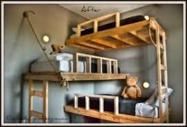 Custom Bunk Beds Corner Loft Bunk Beds Foter