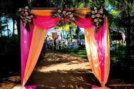 wedding arch entrance colorful traditional mehendi package my wedding planning