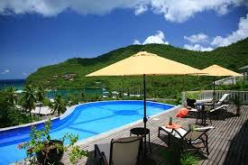 St Lucia Cottages by Marigot Bay Resort One Bedroom Penthouse Suite Luxury Retreats