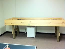 indoor carpet ball table youth story how to build a carpetball table part 2 carpet ball