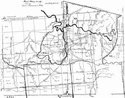 Colorado Map Of Counties by Tngenweb Maury Co Tn 1851 Map
