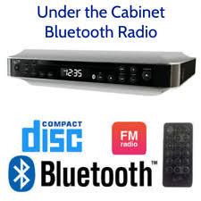 Under Kitchen Cabinet Tv Dvd Cd Player Radio Under Cabinet Cd Player Ebay