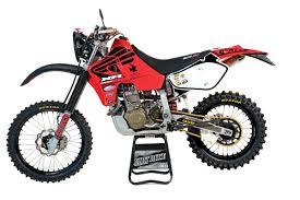 honda dominator dirt bike magazine ultimate dual sport xr650r remake