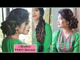 heatless hairstyles for thin hair heatless party hairstyles under 2 min thin hair hairstyle