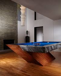 Unique Pool Tables Family Room Contemporary With Bold Pool Table - Cool family rooms