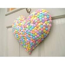 Valentine Front Door Decoration Ideas by 63 Best Valentine Decorations Images On Pinterest Valentine
