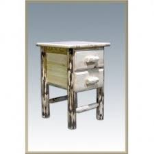 pine nightstands foter