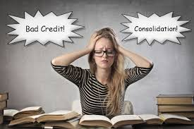 bad credit student loan consolidation student loans