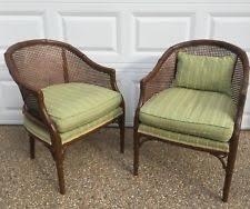vintage barrel chair ebay