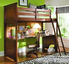 Childrens Bedroom Furniture With Desk Wood Desk For Kids Zamp Co