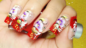 nail art paint ideas simple cute nails flowers easy ways