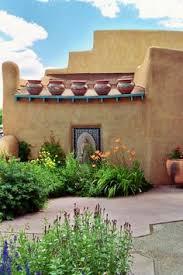 Adobe Style Home Historic Santa Fe Estate With Indian Horno Pueblo Bonito Inn