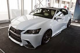 widebody lexus ls 2013 lexus gs f sport by five axis review top speed